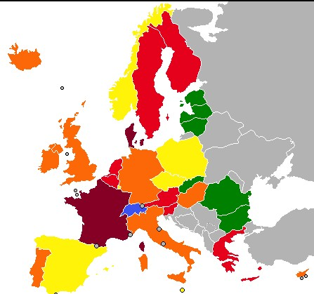drzavna potrosnjau EU